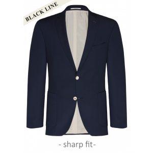BLACK LINE SHARP FIT LANIFICIO F.LLI CERRUTI BLAZER 70-207N1