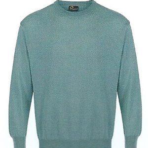 Franco Ponti Crew Neck 100% Merino Wool