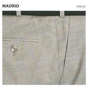 MADRID Comfort Fit 2400