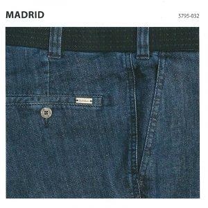 MADRID Comfort Fit 5795