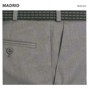 MADRID Comfort Fit 9620 Inch Sizes