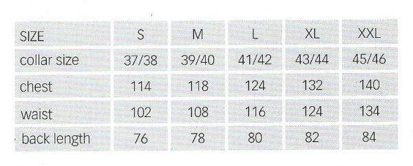 MODERN FIT CG 37.5° C-SHIRT 60-705N0