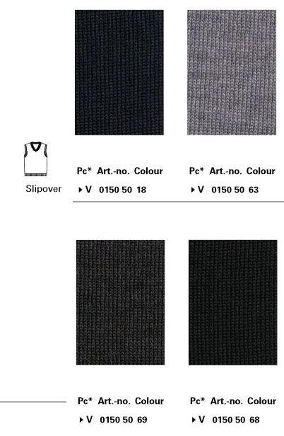 OLYMP Extra fine merino wool Slipover
