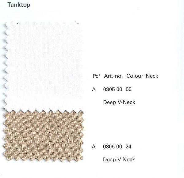 OLYMP Level 5 Deep V-Neck Tanktop