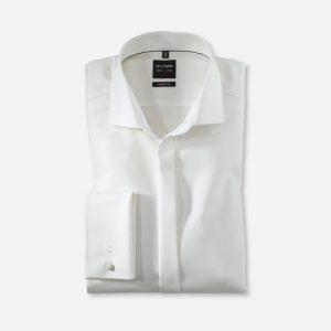 OLYMP Level 5 soiree Faux Uni Royal Kent Collar