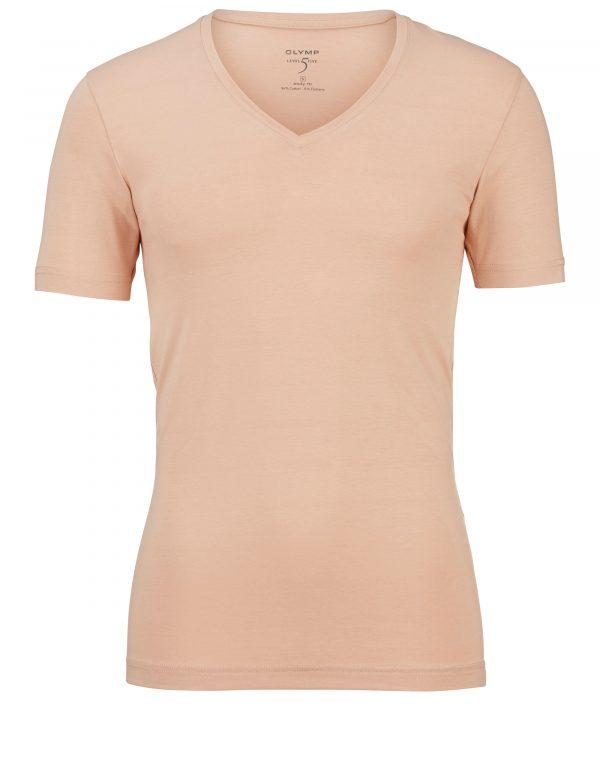 OLYMP Level 5 V-Neck T-shirt