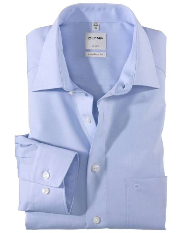 OLYMP Luxor Comfort Fit Chambray New Kent