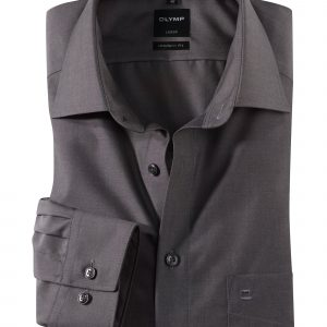 OLYMP Luxor modern fit Chambray New Kent