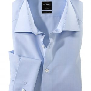 OLYMP Luxor modern fit Double cuff New Kent