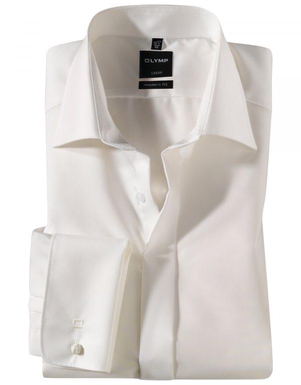 OLYMP Luxor soiree Uni modern fit New Kent Collar
