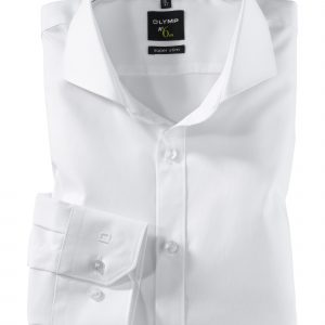 OLYMP No. Six Long Sleeve Uni Cutaway