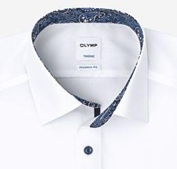 OLYMP Tendenz Long Sleeve - New Kent Collar