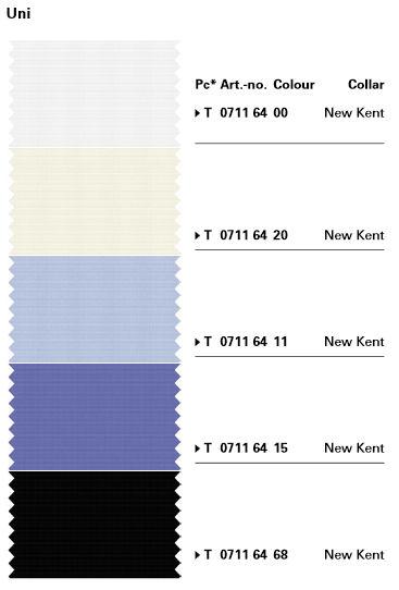 OLYMP Tendenz Long Sleeve Uni - New Kent Collar