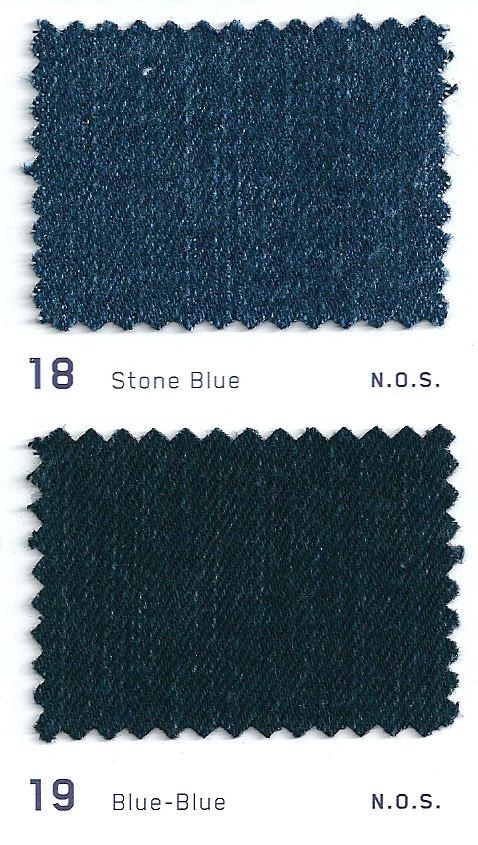 M5 Regular stretch fair trade denim  6209