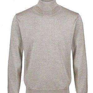 Franco Ponti Roll Neck 100% Merino Wool
