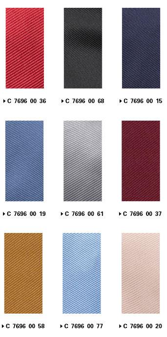 Slim Tie - Plain
