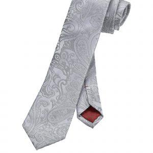 Slim Tie - Pure Silk