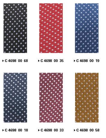 Super Slim Tie - Dotted