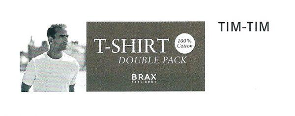 T-Shirt Double Pack - Tim-Tim