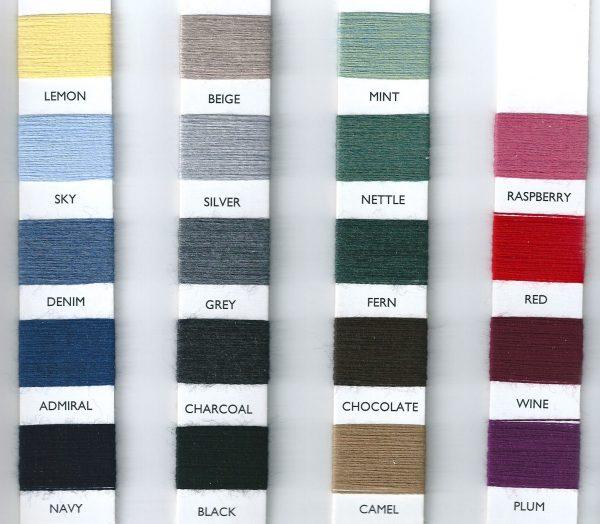 Franco Ponti V-Neck 100% Merino Wool